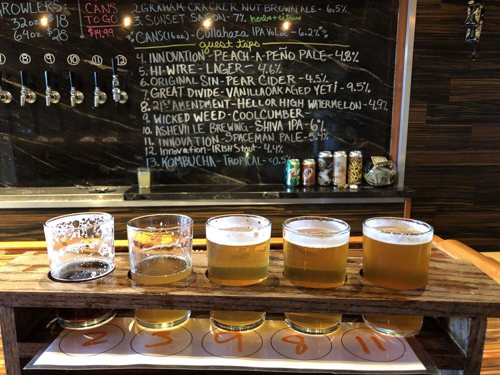 Satulah Mountain Brewing Co: 454 Carolina Way, Highlands, NC