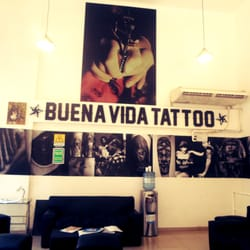 Buena Vida Tattoo Studio Tatuajes Rosario De Santa Fé 194