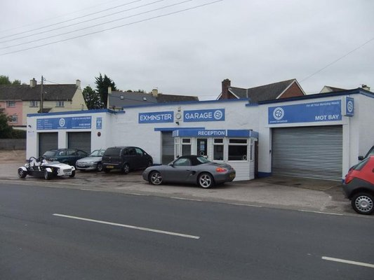 Exminster garage r paration auto main road exeter for Garage automobile qui fait credit
