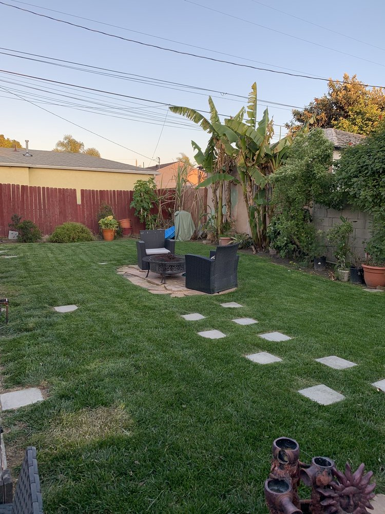 Jesus Lawn Maintenance: Bellflower, CA
