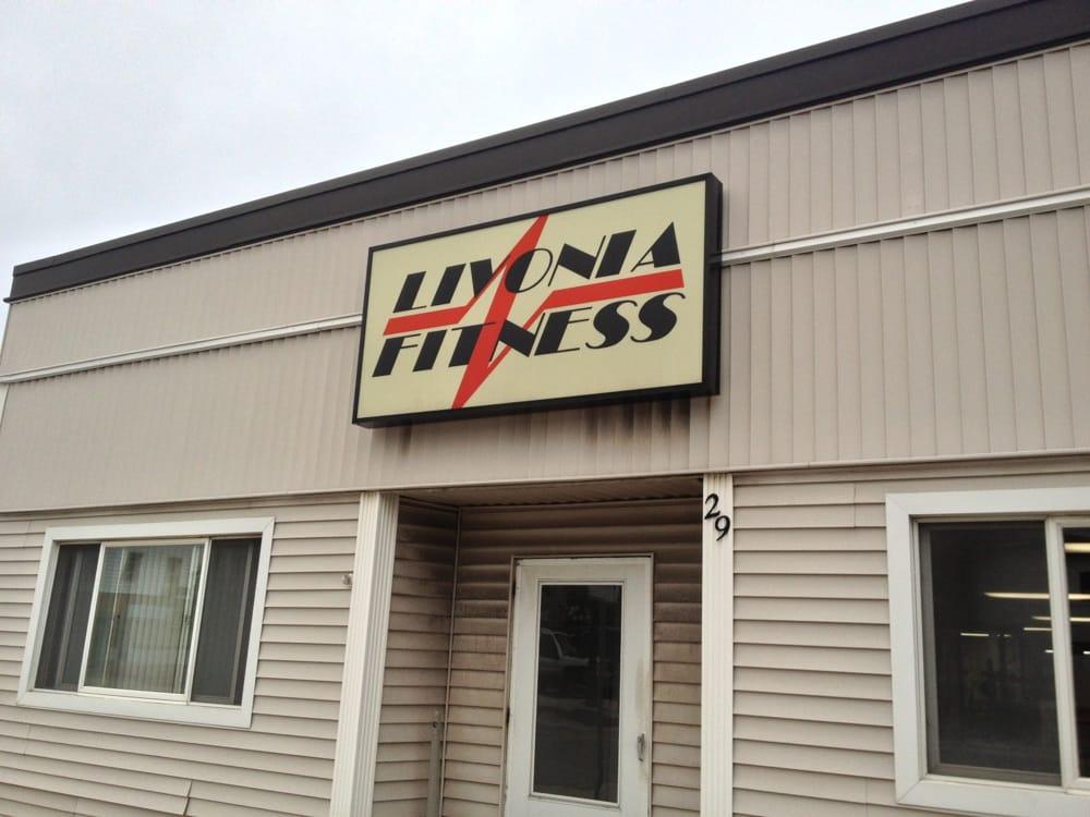 Livonia Nautilus Fitness Ctr: 29 Main, Livonia, NY
