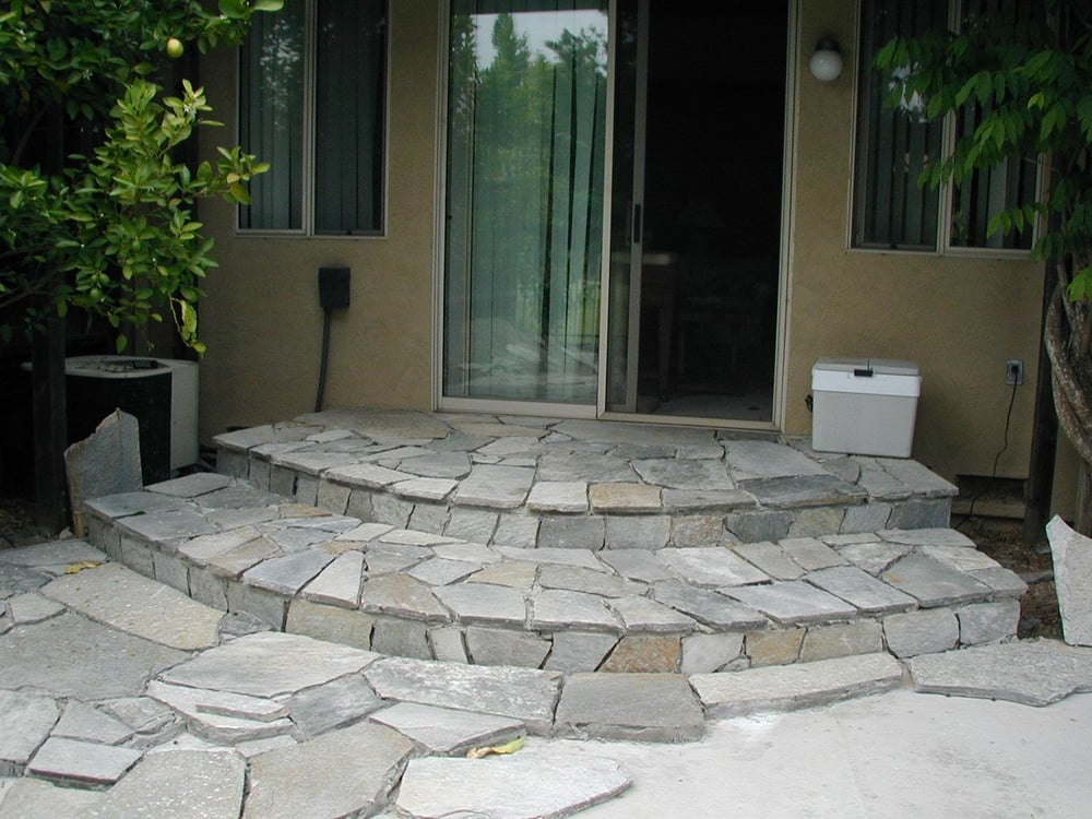 Photo Of Limon Landscape   Bay Point, CA, United States. Natural Flagstone  Landing