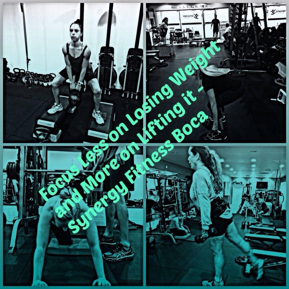 Synergy Fitness Boca