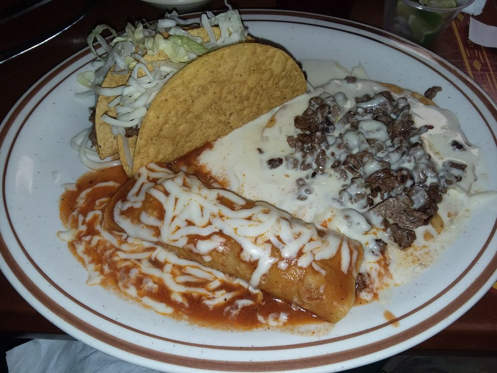 El Vallarta Mexican Restaurant: 223 N Black River St, Sparta, WI