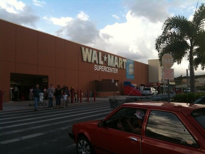 Walmart Supercenter: Carr Estatal 153 Km 7.2, Santa Isabel, PR