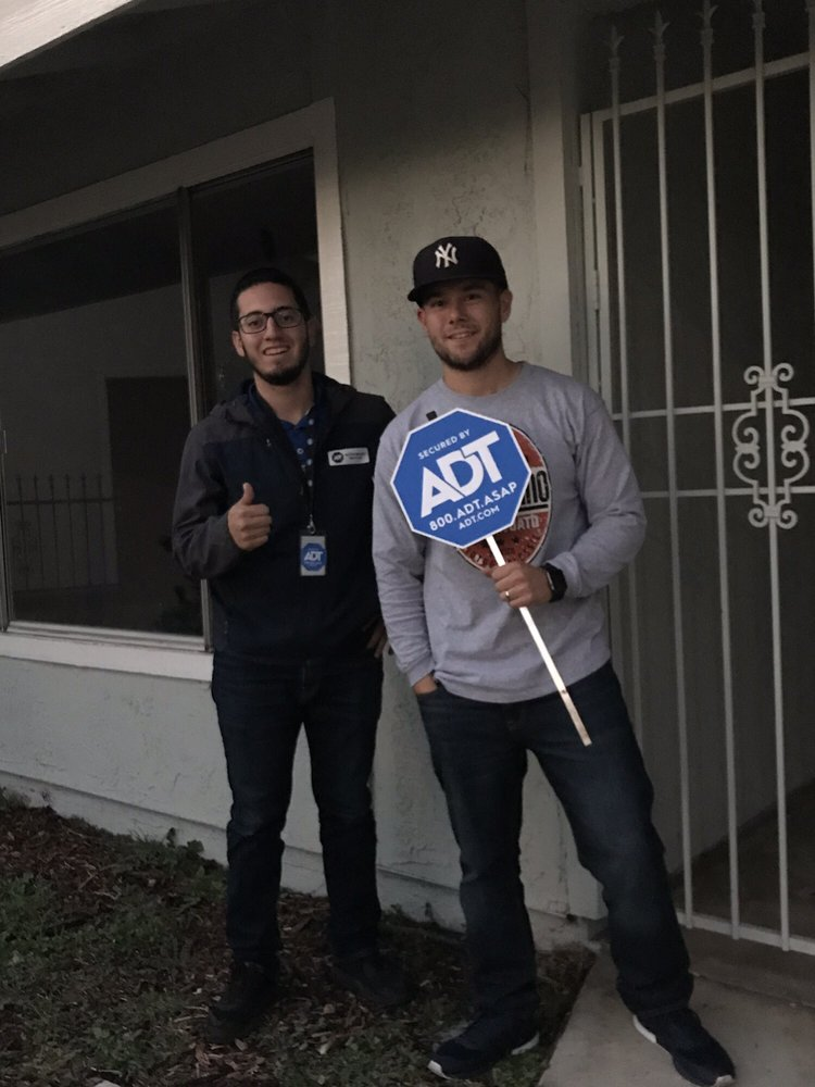 Photo of California Security Pro - went back to Guillermo still because we felt the most comfortable with him. ADT Authorized Dealer - Riverside, CA, United States. Guillermo is the best sales rep ADT has!