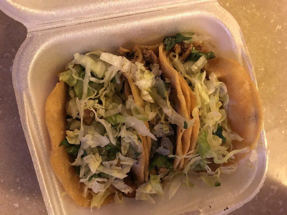 Rico's Mexican Food: 222 E Sierra St, Portola, CA