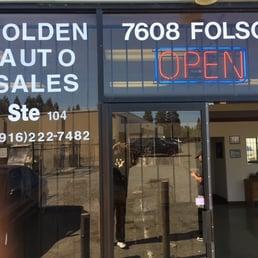 Golden Auto Sales - 7608 Folsom Blvd, Sacramento, CA - 2019 All You