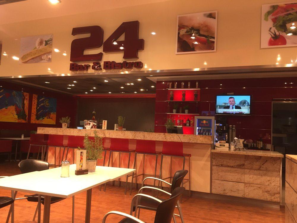 24 Twentyfour Bar & Bistro - Cafes - Flughafen Frankfurt am Main 149 ...