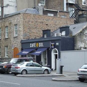 Cafe Sol Lower Hatch Street