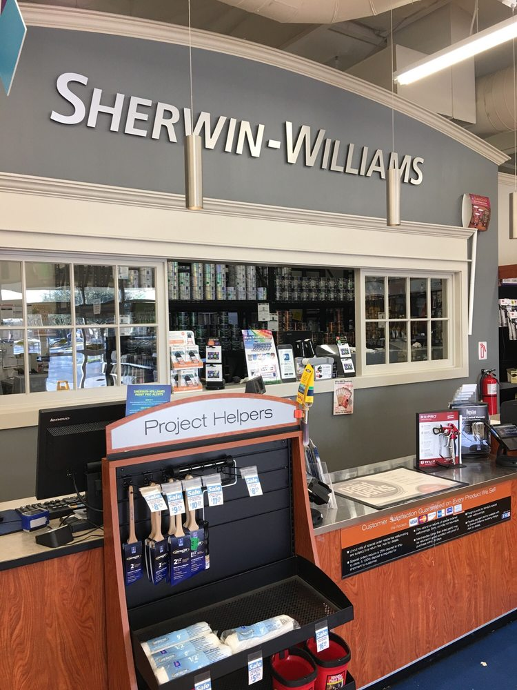 Sherwin-Williams Paint Store: 3111 Balfour Rd, Brentwood, CA