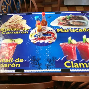 Mariscos Food Truck North Park