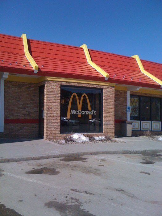 McDonald's: 2351 Lazelle St, Sturgis, SD
