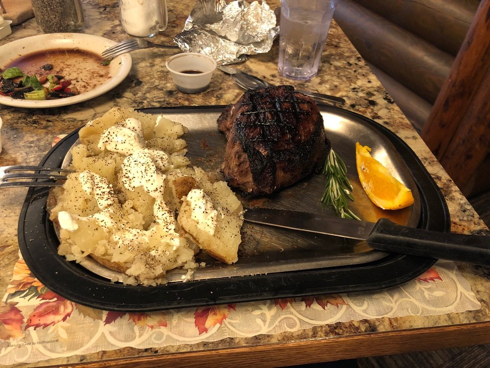 Land Of Magic Steakhouse: 11060 Front St, Manhattan, MT