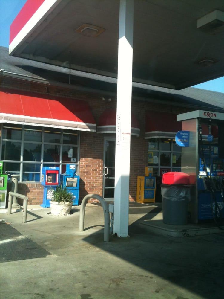 Alcolu Exxon: 1484 Trinity Church Rd, Alcolu, SC