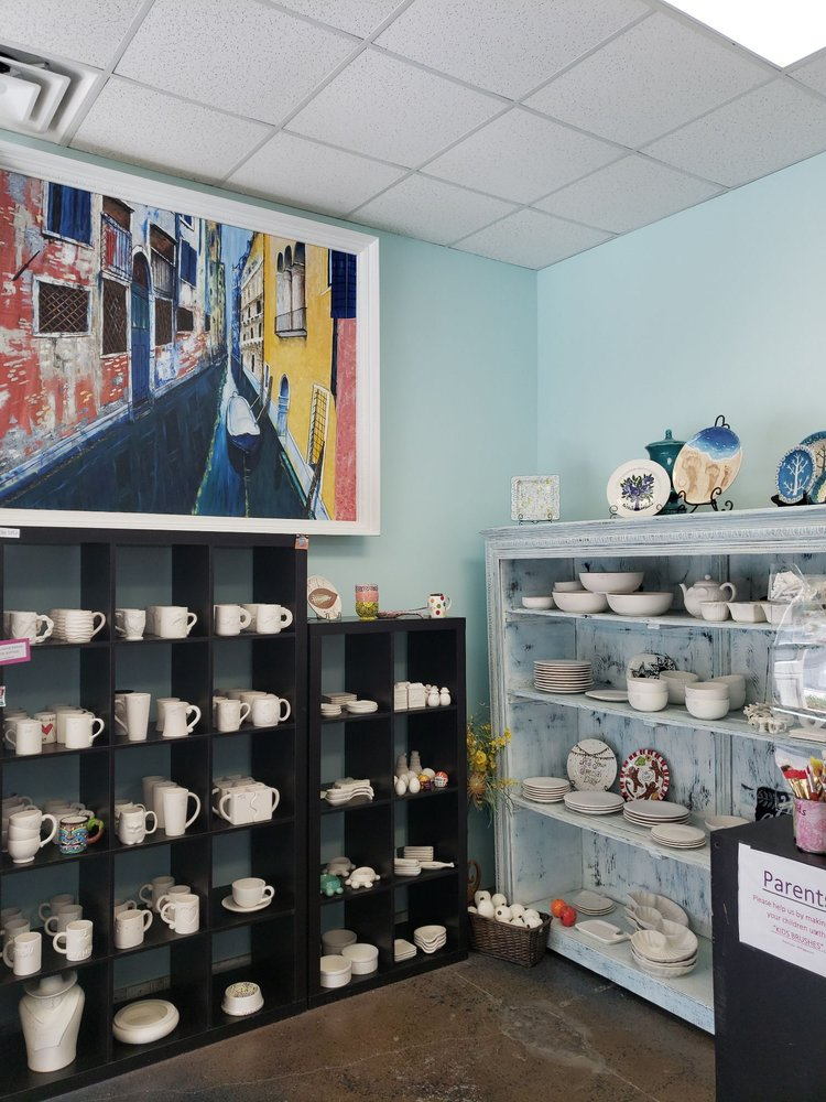 Firefly Pottery: 2915 Kerry Forest Pkwy, Tallahassee, FL