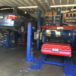 Car Repair La Cienega