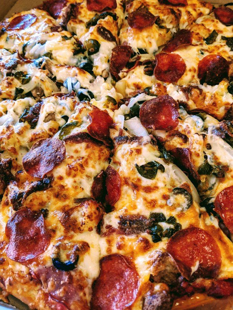 Omega Pizza & Pasta: 102 S Granite Ave, Granite Falls, WA