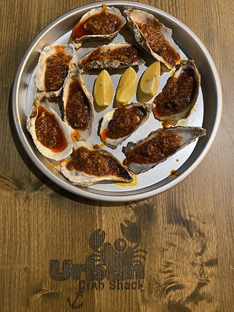 Urban Crab Shack: 15810 A Crain Hwy, Brandywine, MD