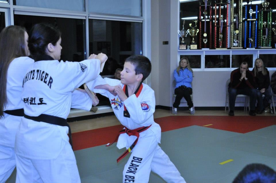 White Tiger Martial Arts: 3922 148th St SE, Mill Creek, WA