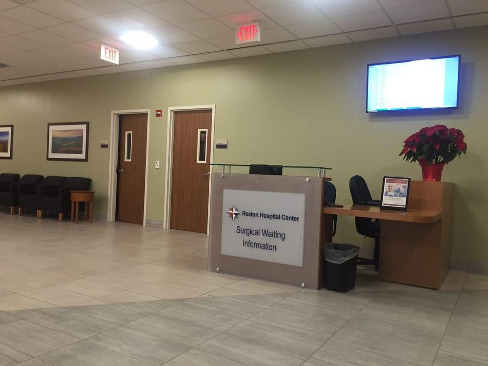 Reston Hospital Center 14 Photos 84 Reviews Hospitals 1850 Town C