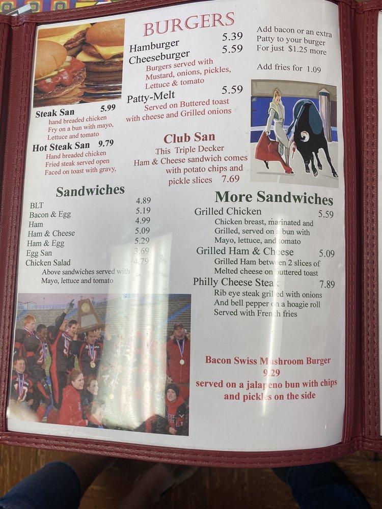 Billie Dean's Drive-Inn Restaurant & Motel: 1224 Bailey, Matador, TX