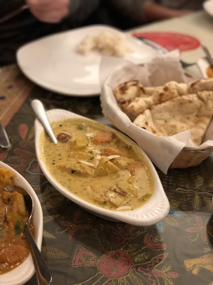 Social Spots from Shalimar Cuisine of India