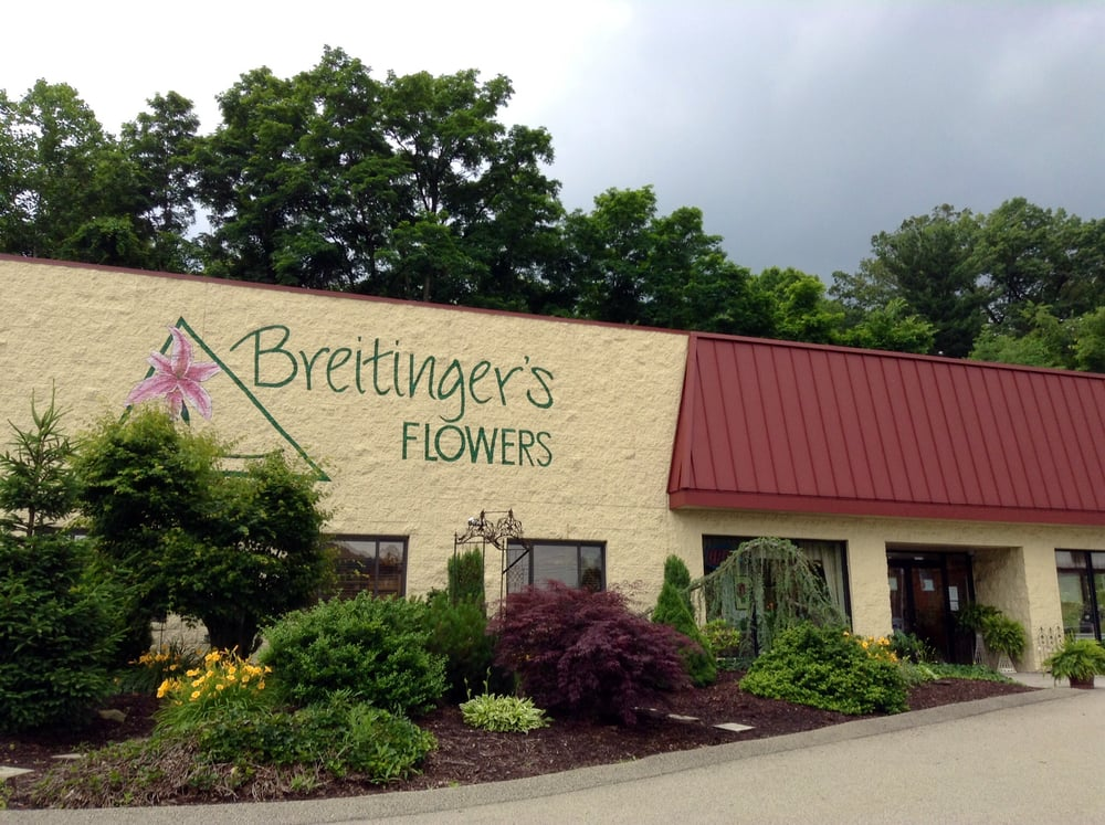 Breitinger's Flowers: 101 Cool Springs Rd, White Oak, PA