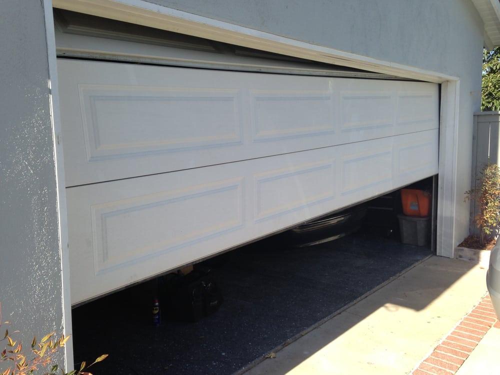 Garage Door Unbalanced In Orange County Yelp