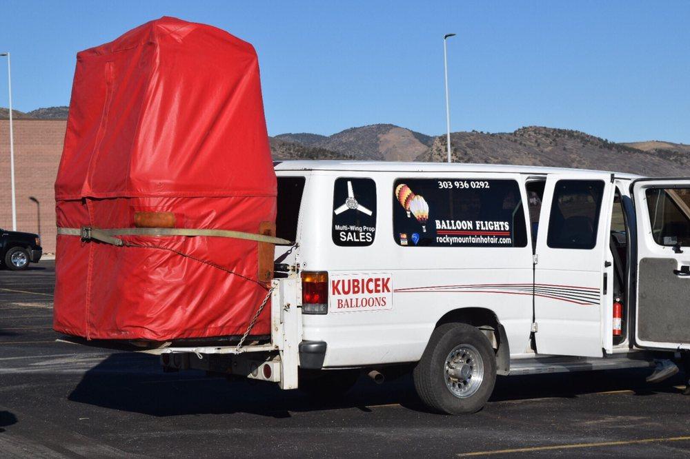 Rocky Mountain Hot Air, LLC: 5075 W Alaska Pl, Denver, CO