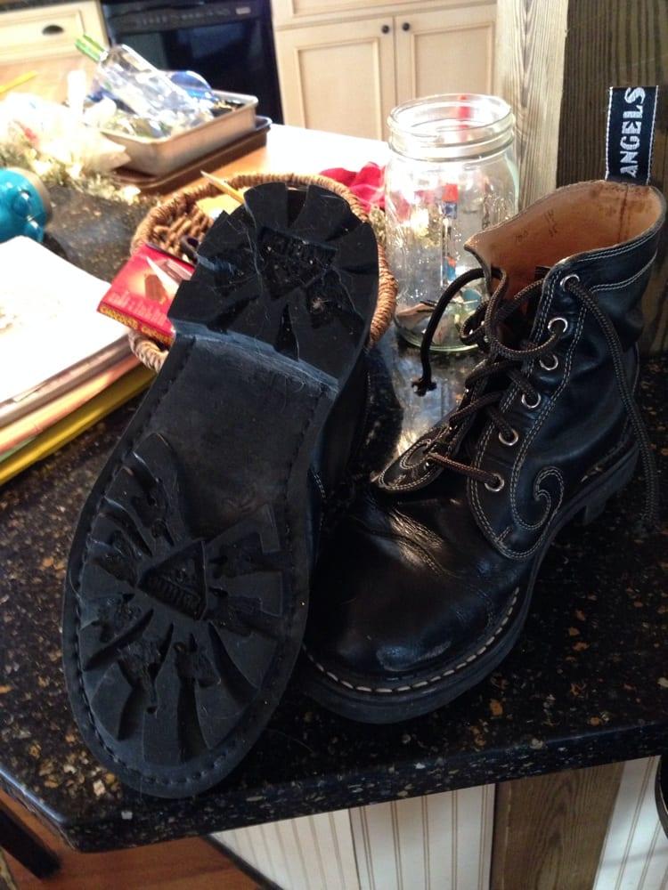 Bay State Shoe Repair: 84 Emerson St, Haverhill, MA
