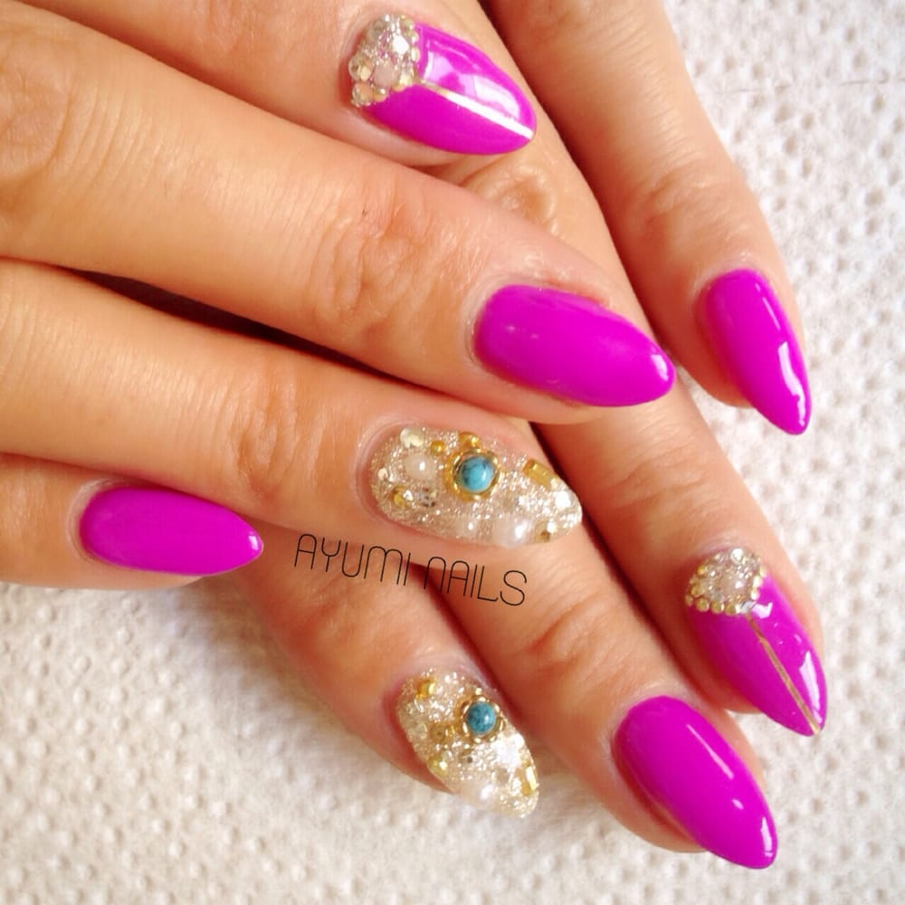 Gel Nail Art Miami – Papillon Day Spa