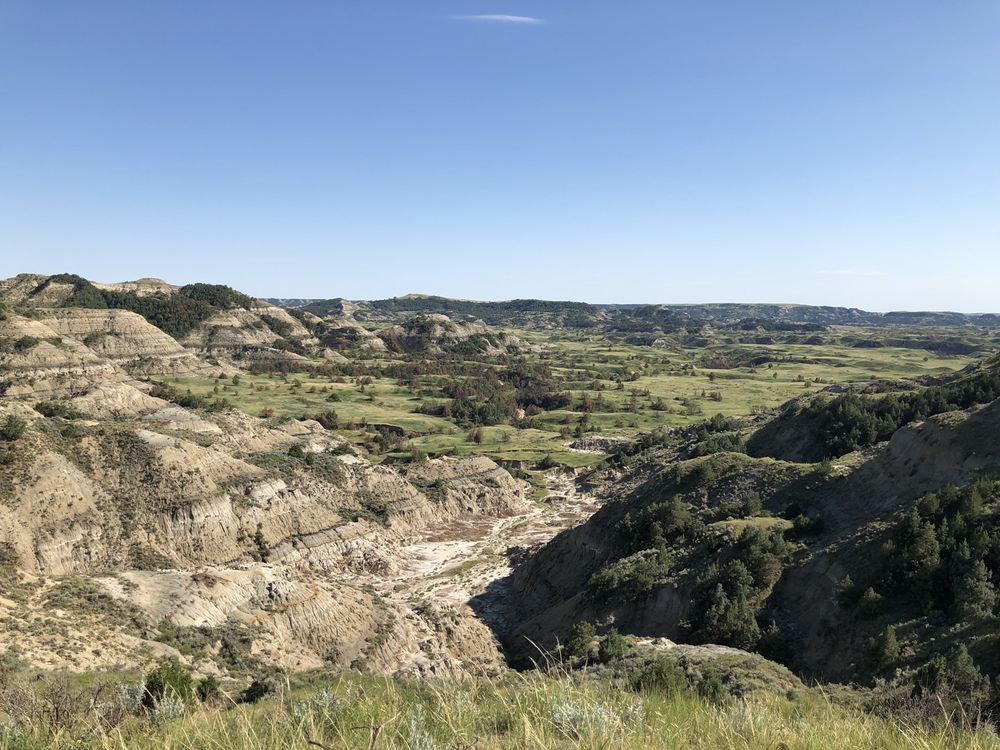 Theodore Roosevelt National Park: 26611 US Hwy 385, Medora, ND