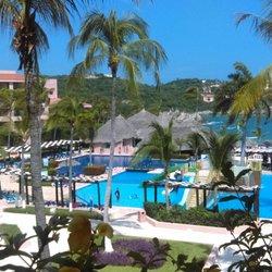 Photo Of Hotel Barceló Bahías De Huatulco Oaxaca Mexico Me Parece Muy