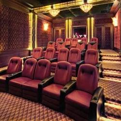 Home Theater Design & Installations - Home Theatre Installation ...