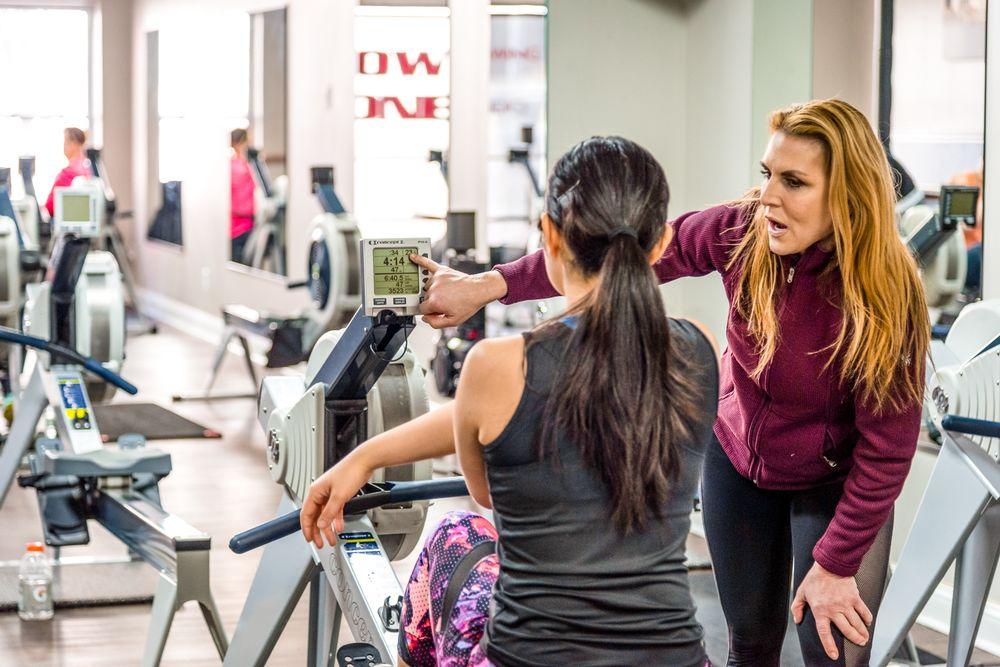 RowZone Indoor Rowing & Fitness Studio