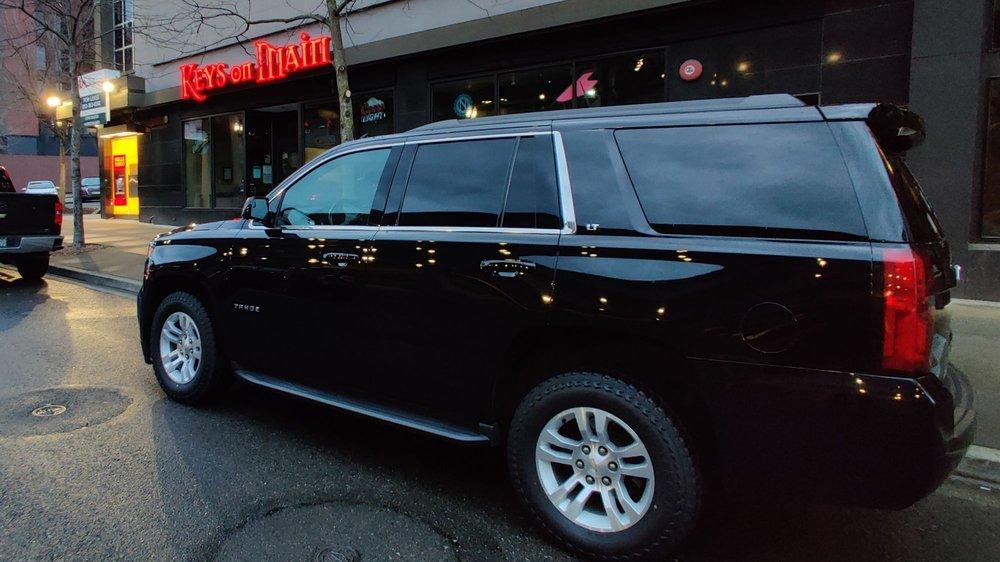 All Black Limo: 5401 South Tacoma Way, Tacoma, WA