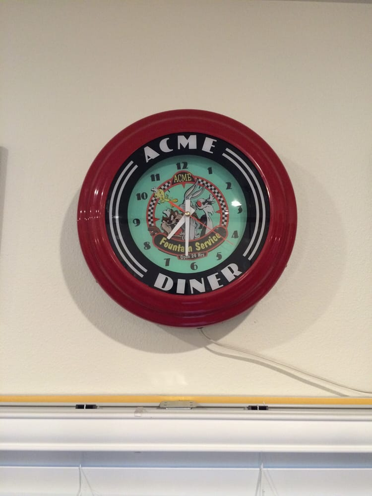 Acme Diner: 2045 Valley Hwy, Acme, WA