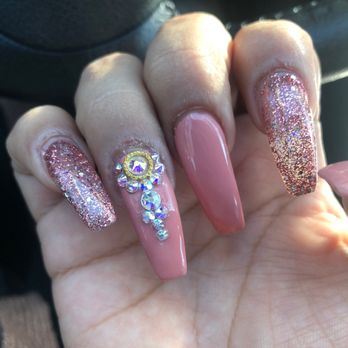Photo of Blue Diamond Nails - Ontario, CA, United States. The one with