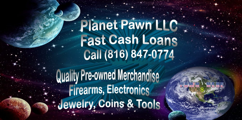 Planet Pawn: 505 S Main St, Grain Valley, MO