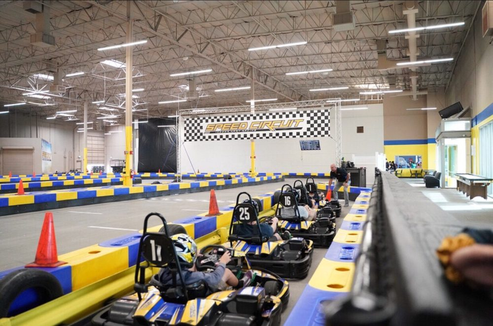 Speed Circuit & Family Fun Center