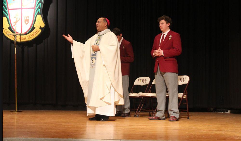 E. D. White Catholic High School: 555 Cardinal Dr, Thibodaux, LA