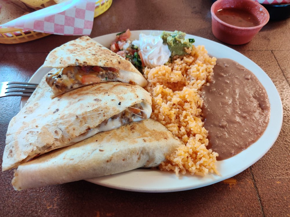 Mary's Authentic Mexican Restaurant: 211 E Jefferson St, Gilmer, TX