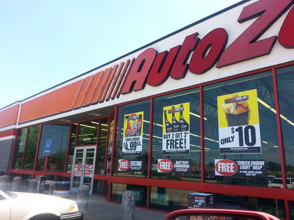 AutoZone Auto Parts: 10705 Seaford Dr, Houston, TX