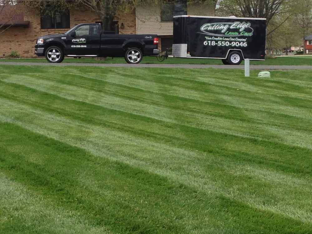 Cutting edge lawn care local services 208 reid ave for Local lawn care services