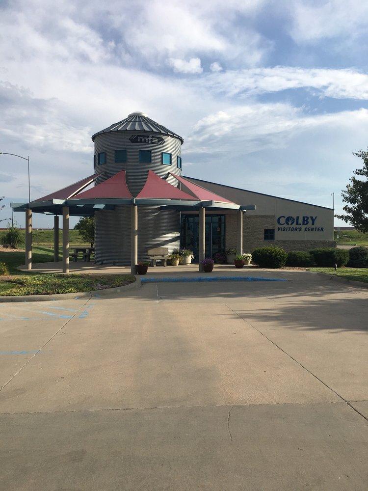 Colby Visitors Center: 2015 S Range Ave, Colby, KS