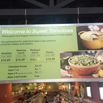 Sweet Tomatoes - 656 Photos & 756 Reviews - Buffets - 625 Coleman ...