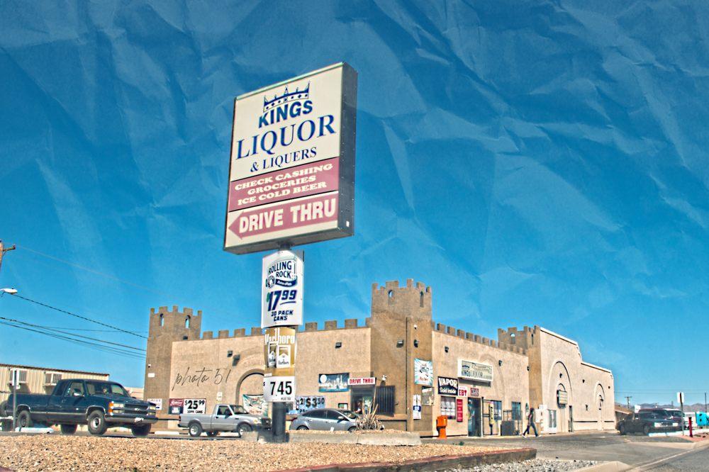 King's Liquor & Liquers: 2925 Northern Ave, Kingman, AZ