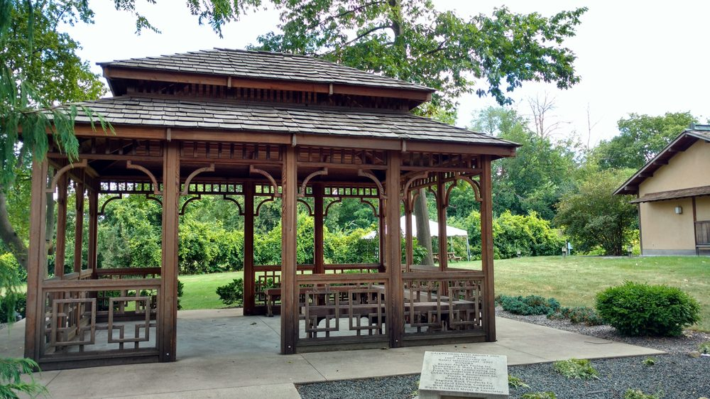 Japanese Cultural Center, Tea House, and Gardens of Saginaw: 527 Ezra Rust Dr, Saginaw, MI