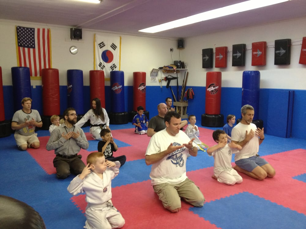 Breathing and meditation are important aspects of Martial